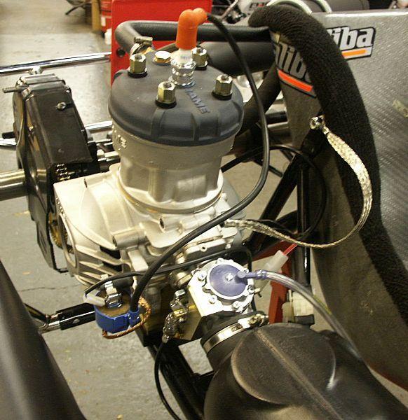 Parilla lynx TaG engine