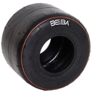 Beba slick tyres
