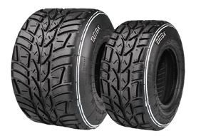 BEBA wet weather tyres